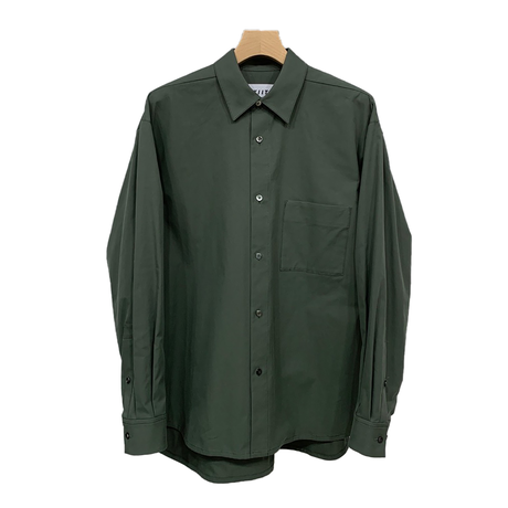 THOMAS MASON 80/2 TWILL SHIRT