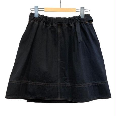 12.5OZ DENIM WRAP SKIRT