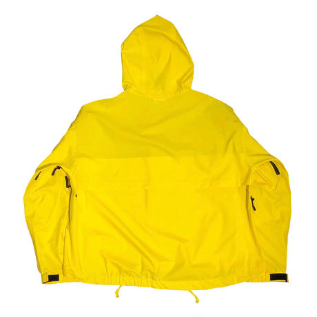 3LAYER NYLON FISHING HOODIE BLOUSON