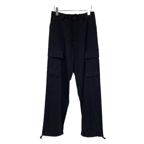 STRONG TWIST TWILL EASY CARGO PANTS