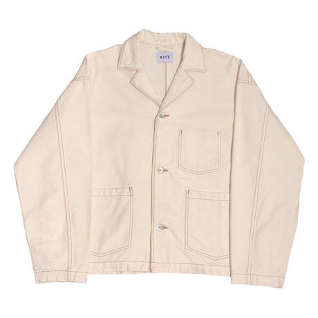 COTTON OXFORD COVERALL
