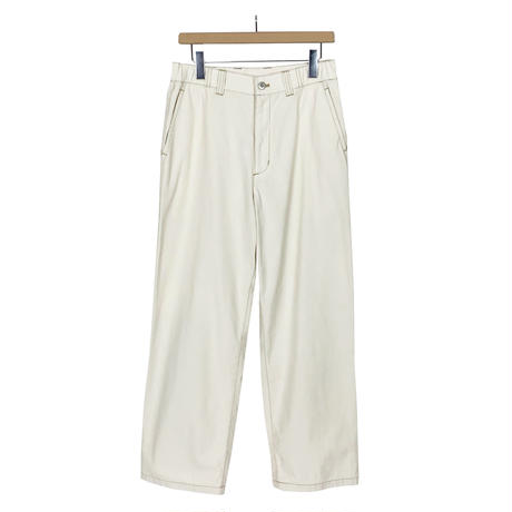 20/2 LIGHT CANVAS SIDE GATHER EASY TROUSERS