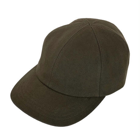 MASACA HAT × KIIT  C/W/N BRUSHED TWILL CAP