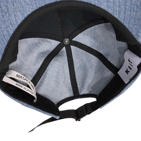 12OZ DENIM CAP (MASACA HAT COLLABOLATION)