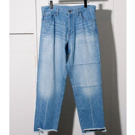 SWITCHING 12OZ DENIM PANTS