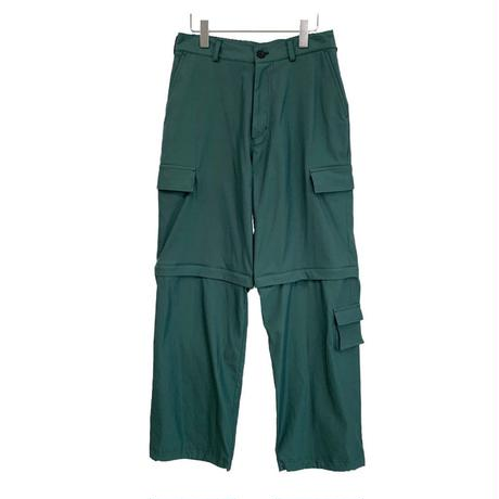 T/C TWILL 2WAY TECHNICAL PANTS
