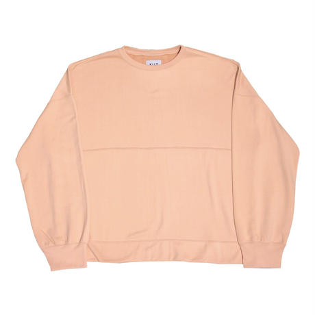 NY/COTTON PILE PULLOVER TOPS