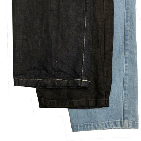 13oz C/Li DENIM EASY TROUSERS