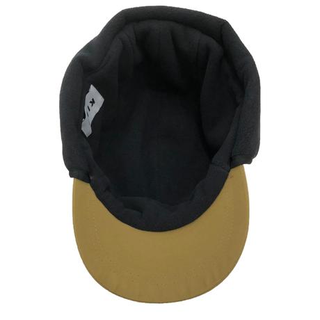 P/C GOOSSHELL EAR CUFF JET CAP (COMBINED POLARTEC WIND PRO)