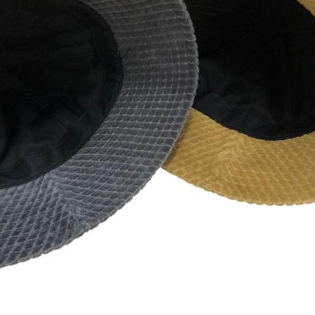 MASACA HAT × KIIT  COTTON STRIPE VELVET SAILOR HAT