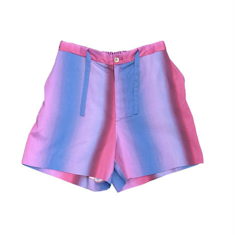 R/C GRADATION PRINT EASY SHORTS