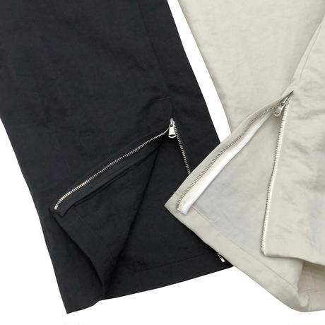 HIGH COUNT NYLON WEATHER CLOTH TRAINING PANTS