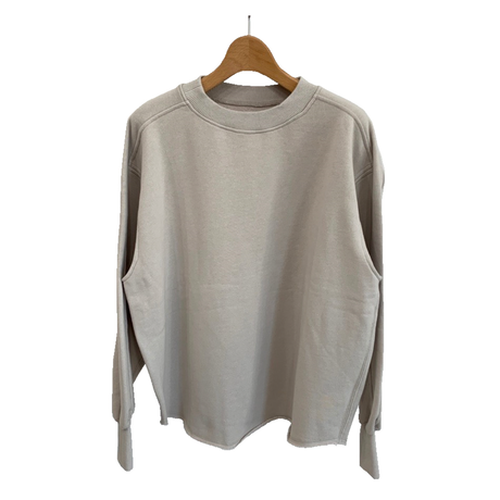 30/10 COTTON PILE SWEAT TOPS