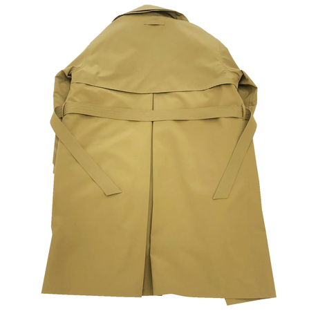 P/C GOOSE SHELL 2WAY HIGH NECK COAT          (PADDING LINER POLARTEC POWER FILL)