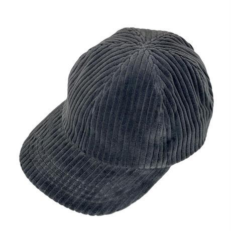 MASACA HAT × KIIT  COTTON STRIPE VELVET CAP