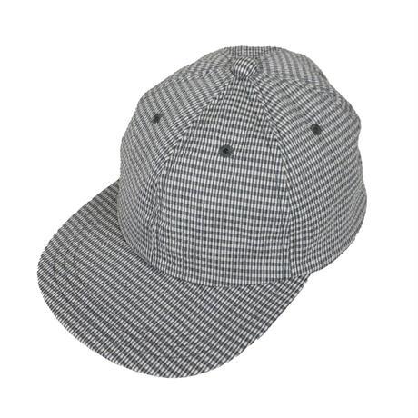 W/E SEERSUCKER MAICRO CHECK 6P CAP