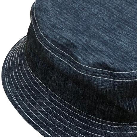 HERRING BONE DENIM HAT