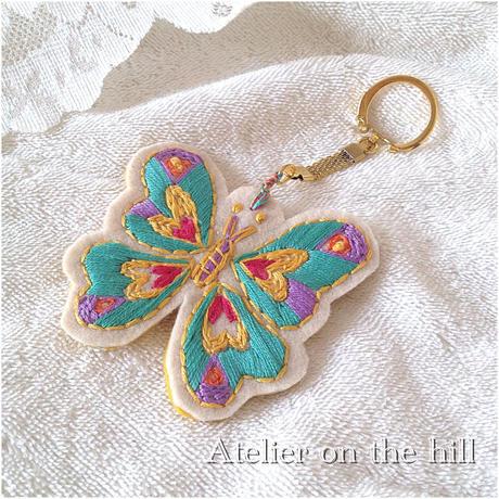 期間限定チャーム「Summer Butterfly」