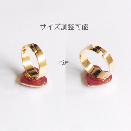 Original Heart Ring
