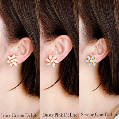 ★ 2022 S/S NEW COLOR★【イヤリング】Crystal Flower