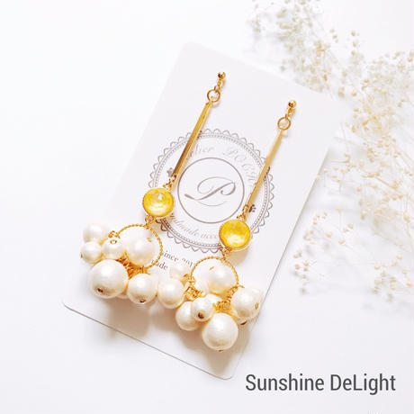 ★2020 S/S NEW COLOR★Bubble Pearl Earrings