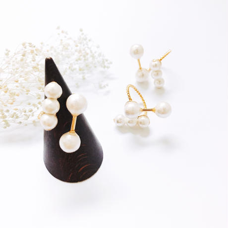 Pearl Ring - no.5 -