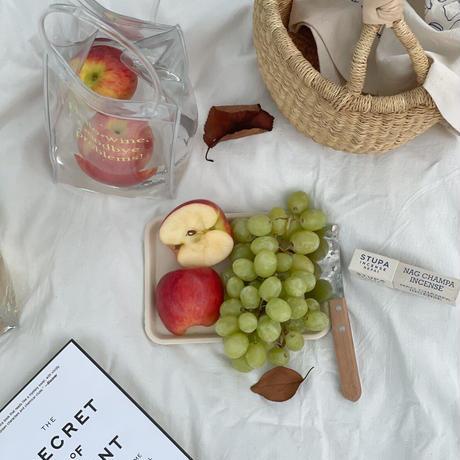 picnic bag pink color