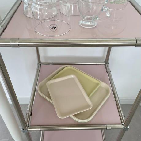 Cambro tray S size(3colour)