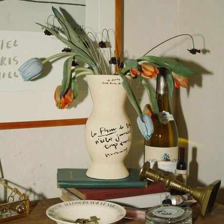 Late Bloomer Vase (Natural)