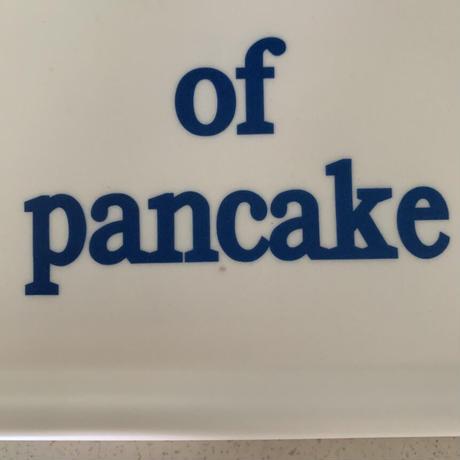 pancake tray 🥞
