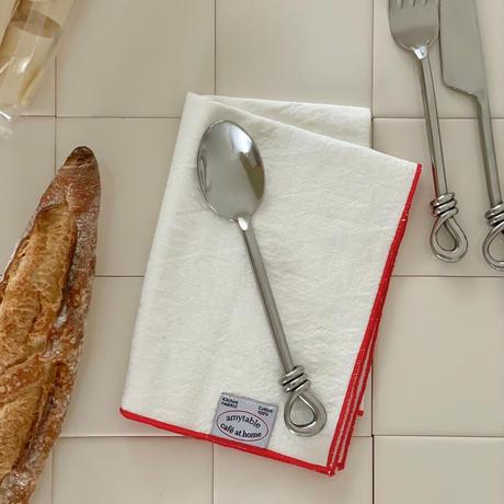 silver loop cutlery