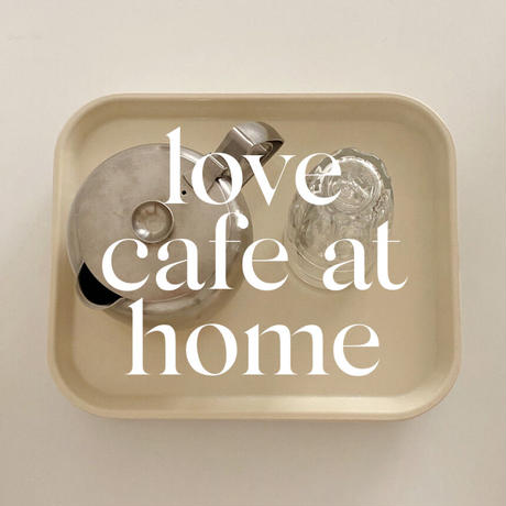 Caffe tray butter