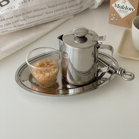 stainless pot 350ml