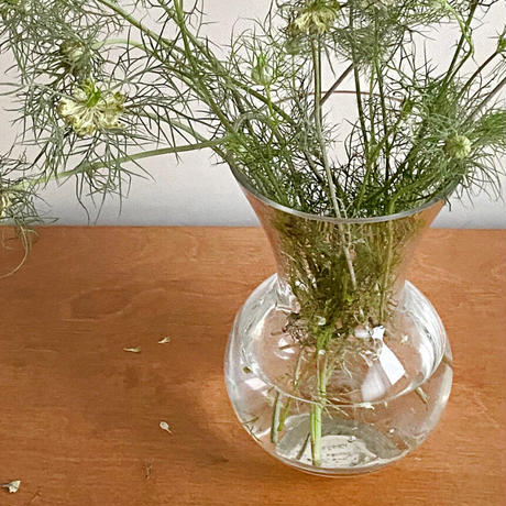 objet glass vase