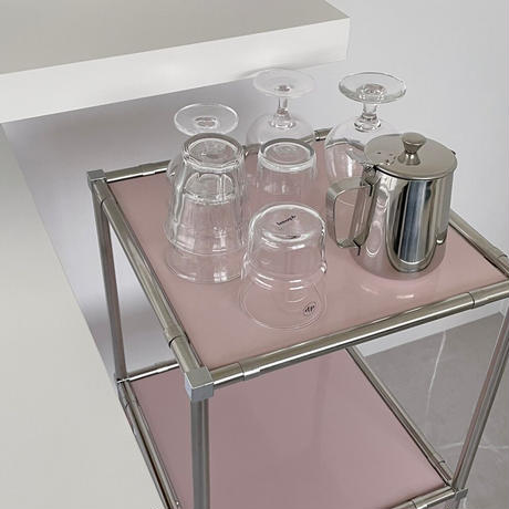 stainless pot 600ml