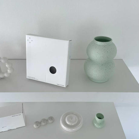 round candlestick(mint)