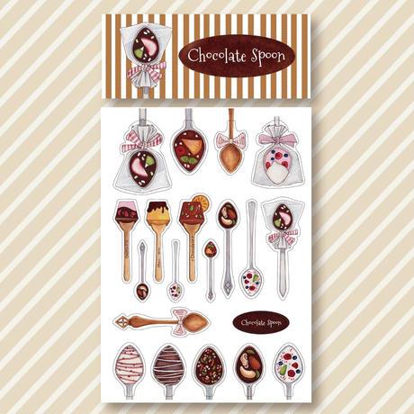 ChocolateSpoon☆シール
