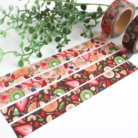 Strawberry Chocolate☆マスキングテープ