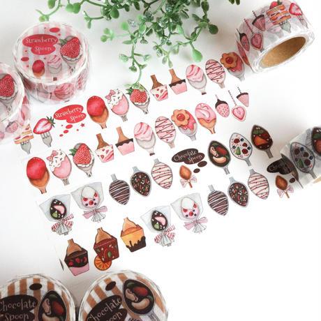 Strawberry Spoon☆マスキングテープ