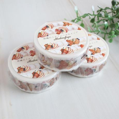 林檎のミルフィーユホイップ☆マスキングテープ