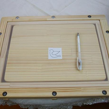 エディ刺繍枠用図案台(A4サイズ)