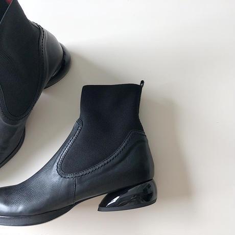 507031 ソックスニット・ブーツ