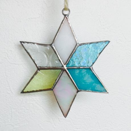 星のオーナメント(お好きな色で作れます)