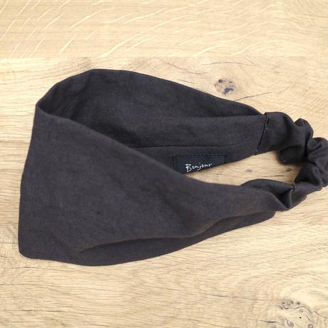 Turban-LI/ターバン(リネン11号帆布)