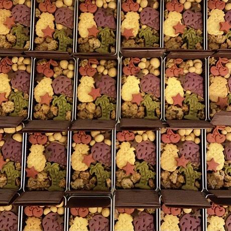 7月のクッキーbox トロピカル缶
