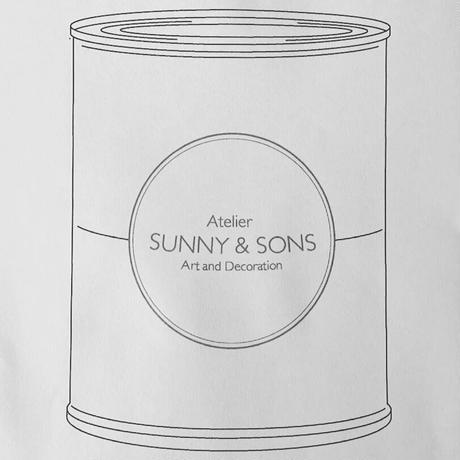 SUNNY&SONS  クッキー缶詰め 4月