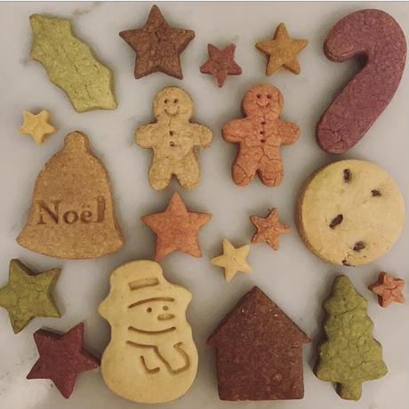 12月 アソート袋入りクッキー