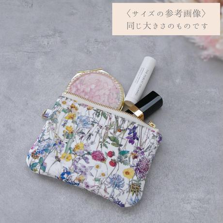 リバティ カードポーチ【 ウィルトシャー 】 リバティプリント