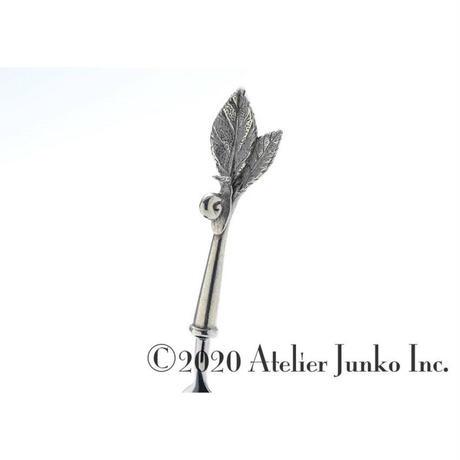 AJ-1134ケーキフォーク リーフ&スネイル