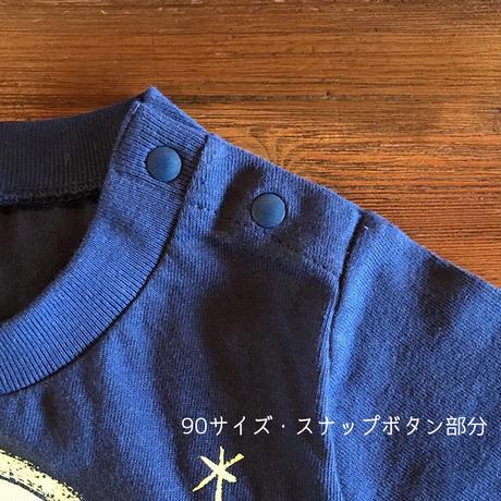 満月Tシャツ(こども)